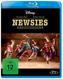 Newsies (Blu-ray), Blu-ray Disc