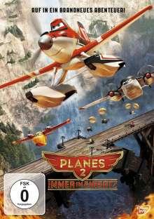 Planes 2, DVD