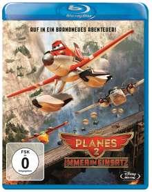 Planes 2 (Blu-ray), Blu-ray Disc