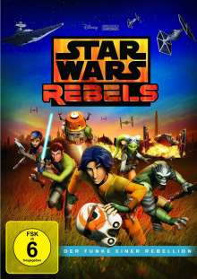 Star Wars Rebels: Der Funke einer Rebellion, DVD