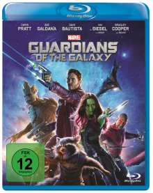 Guardians of the Galaxy (Blu-ray), Blu-ray Disc