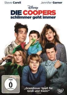 Die Coopers - Schlimmer geht immer, DVD