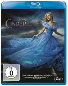 Cinderella (2015) (Blu-ray), Blu-ray Disc