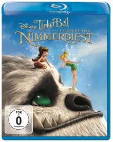 Tinkerbell und die Legende vom Nimmerbiest (Blu-ray), Blu-ray Disc