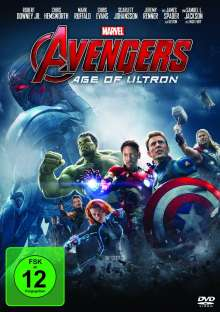Avengers: Age of Ultron, DVD