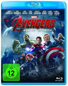 Avengers: Age of Ultron (Blu-ray), Blu-ray Disc