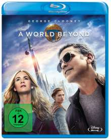 A World Beyond (Blu-ray), Blu-ray Disc