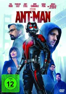 Ant-Man, DVD