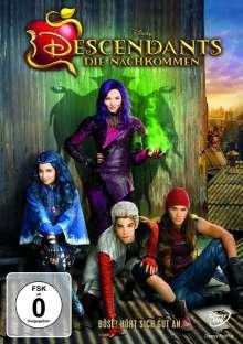 Descendants - Die Nachkommen, DVD