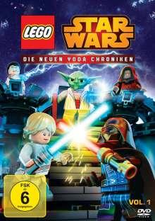 Lego Star Wars: Die neuen Yoda Chroniken Vol. 1, DVD