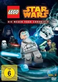 Lego Star Wars: Die neuen Yoda Chroniken Vol. 2, DVD