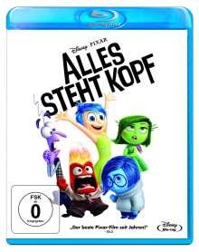 Alles steht Kopf (Blu-ray), Blu-ray Disc