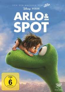 Arlo & Spot, DVD