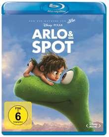 Arlo & Spot (Blu-ray), Blu-ray Disc