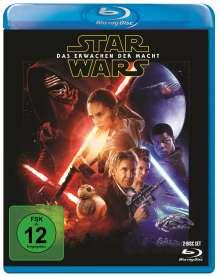 Star Wars: Episode VII - Das Erwachen der Macht (Blu-ray), 2 Blu-ray Discs