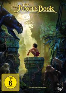 The Jungle Book (2016), DVD