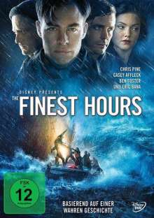 The Finest Hours, DVD