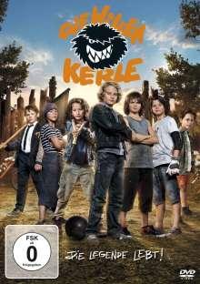 Die wilden Kerle 6: Die Legende lebt, DVD