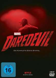 Daredevil Staffel 1, 4 DVDs