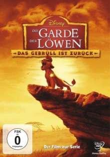 Die Garde der Löwen: Das Gebrüll ist zurück, DVD