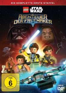 Lego Star Wars: Die Abenteuer der Freemaker Staffel 1, 2 DVDs