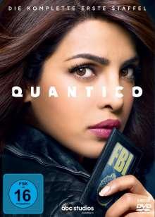 Quantico Season 1, 6 DVDs