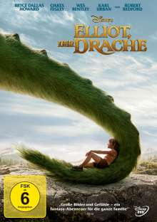 Elliot, der Drache, DVD