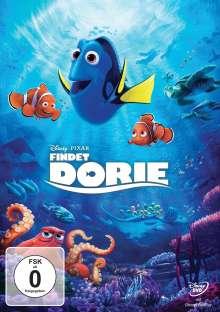 Findet Dorie, DVD