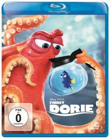 Findet Dorie (Blu-ray), Blu-ray Disc
