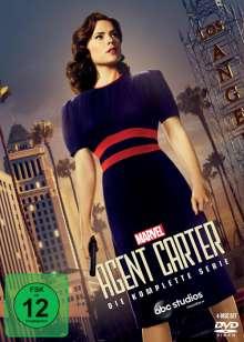 Agent Carter (Komplette Serie), 4 DVDs