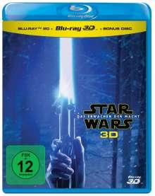 Star Wars: Episode VII - Das Erwachen der Macht (3D & 2D Blu-ray), 3 Blu-ray Discs