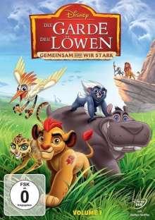 Die Garde der Löwen Vol. 1: Gemeinsam sind wir stark, DVD