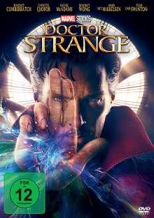 Doctor Strange, DVD
