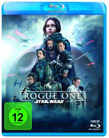 Rogue One: A Star Wars Story (Blu-ray), 2 Blu-ray Discs