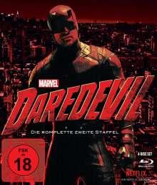 Daredevil Staffel 2 (Blu-ray), 4 Blu-ray Discs