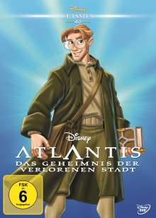 Atlantis, DVD