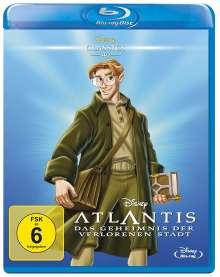 Atlantis (Blu-ray), Blu-ray Disc