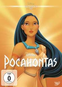 Pocahontas, DVD
