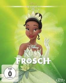 Küss den Frosch (Blu-ray), Blu-ray Disc