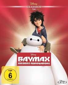 Baymax - Riesiges Robowabohu (Blu-ray), Blu-ray Disc