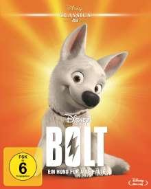 Bolt - Ein Hund für alle Fälle (Blu-ray), Blu-ray Disc