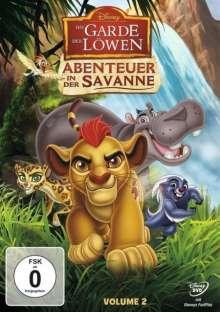 Die Garde der Löwen Vol. 2: Abenteuer in der Savanne, DVD