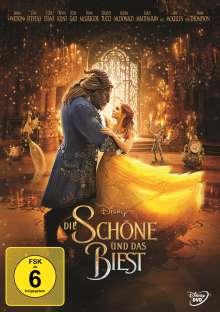 Die Schöne und das Biest (2017), DVD