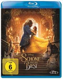 Die Schöne und das Biest (2017) (Blu-ray), Blu-ray Disc