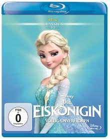 Die Eiskönigin - Völlig unverfroren (Blu-ray), Blu-ray Disc