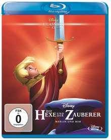Die Hexe und der Zauberer (Blu-ray), Blu-ray Disc