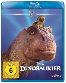 Dinosaurier (Blu-ray), Blu-ray Disc