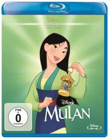 Mulan (Blu-ray), Blu-ray Disc
