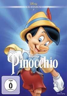 Pinocchio (1940), DVD