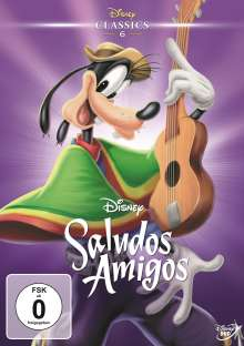 Saludos Amigos, DVD